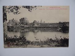 VIËT-NAM TONKIN INDOCHINE Ruines D'ANGKOR Lot De 3 Cartes Postales - Viêt-Nam
