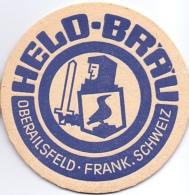 #D165-063 Viltje Helo-bräu - Sous-bocks