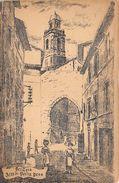 CPA - Perugia - Litographia Tilli - Lot 3 Postcards - Perugia