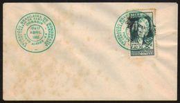 18873 Brasil Envelope Federação De Homeopatia 1955 - Brazil