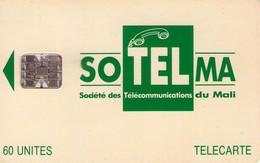 TARJETA TELEFONICA DE MALI. (437) - Mali