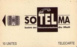 TARJETA TELEFONICA DE MALI. (438) - Malí