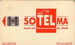 TARJETA TELEFONICA DE MALI. (440) - Mali