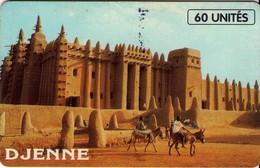 TARJETA TELEFONICA DE MALI. (441) - Mali