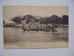 VIËT-NAM TONKIN INDOCHINE HAÏPHONG Régates Des Grands Sampans à L'occasion Du 14 Juillet - Vietnam