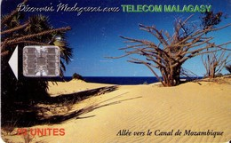 TARJETA TELEFONICA DE MADAGASCAR. (431) - Madagascar