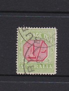 Australia Postage Due Stamps SG D 85 1923 One Shilling Used, - Postage Due
