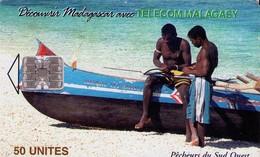 TARJETA TELEFONICA DE MADAGASCAR. (434) - Madagascar