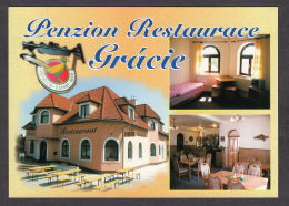 85446/ BRECLAV, Penzion-Restaurace *Gracie* - Tschechische Republik