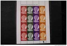 Liberia MNH Souvenir Sheet  Princess Diana Block Of Sixteen A04s - Liberia