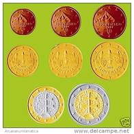 ESLOVAQUIA / SLOVENSKO  2.009  Tira/Set  8 Monedas/Coins €uro  SC/UNC      DL-7827 - Unclassified