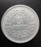 2 Pieces De 5 Franc 1946 Et 1949 B - France