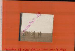 Photo Guerre 1914-18   Guerre 14-18- PHOTOS OFFICIERS  & GENERAU  IV Armée Champagne MOURMELON  SEPT 2017  347 - Krieg, Militär