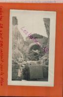 Photo Guerre 1914-18   UNE TRANCHEE DE LA MAIN DE MASSIGES   Bombardée  SEPT 2017  372 - Guerre, Militaire