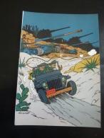 CPM N°30  André Franquin , Trésors Du Journal De Spirou Illustrateur Couverture Du Journal  48e  Album,  Sept  2017 - Comicfiguren
