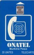 TARJETA TELEFONICA DE BURKINA FASO.(944) - Burkina Faso