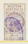WESTERN  AUSTRALIA  AR 11   (o) - 1854-1912 Western Australia