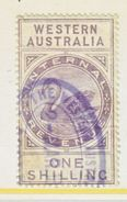 WESTERN  AUSTRALIA  AR 11   (o) - Used Stamps