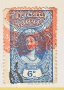 QUEENSLAND  REV.  2  (o) - Used Stamps
