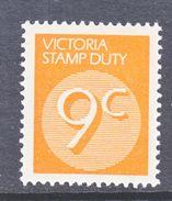 VICTORIA   REV. 125   * - 1850-1912 Victoria