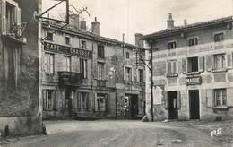 """CPSM FRANCE 43 """"St Romain Lachalm, La Mairie"""". - Frankrijk"""