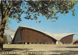 A915 - POSTAL - GRENOBLE - LE STADE DE GLACE - Postales