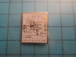 Pin412c Pin's Pins : Rare Et Belle Qualité : ASSOCIATION ACC GIF-SUR -YVETTE Je Préfère JOUY-SUR-JOSETTE - Associations