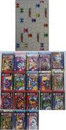Pazudora Z : 18 Japanese Trading Cards - Trading Cards