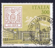 I+ Italien 1985 Mi 1945 1953 ITALIA '86 - 6. 1946-.. Repubblica