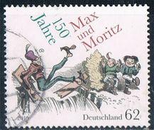 2015  150 Jahre  Max Und Moritz - BRD