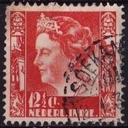 Ned. Indië: SOEKAMANDI (718) Op 1933 Koningin Wilhelmina 12½ Ct Oranje NVPH 181 - Indes Néerlandaises