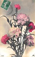 [DC10801] CPA - FIORI - Viaggiata 1915 - Old Postcard - Blumen