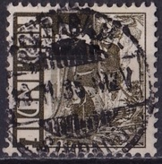 Ned. Indië: Langebalkstempel SOERABAJA-SIMPANG (758) Op 1934-37 Karbouw 4 Ct Grijsbruin NVPH 191 - Indes Néerlandaises