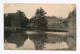 """FRANCE- Carte Postale De """"la Source, Le Château"""" (Loiret), Cachet St CYRENVAL (45) Le 9 Sep. 1906 Avec Timbre Y&T N°111 - France"""