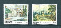 Monaco Timbres Neuf ** De 1992  N°1832/33  Neuf ** Parfait - Monaco