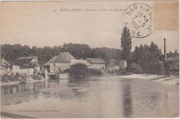 10 Bar Sur Seine Le Four A Chaux  Vu Des Ponts - Bar-sur-Aube