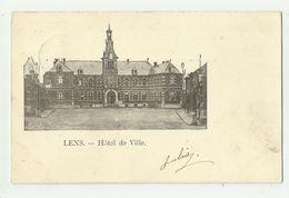 Lens   *  Hotel De Ville - Lens
