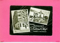 CP.  TRABEN  TRARBACH.  HOTEL  RESTAURANT  TRABENER HOF - Traben-Trarbach