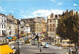 42-SAINT-ETIENNE- PLACE DU PEUPLE - AVENUE DE LA LIBERATION - Saint Etienne