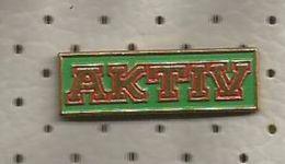 K10 AKTIV Logo - Merken