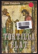 John Steinbeck - Tortilla Flat - Ed Livre De Poche - Roman - Poche - Non Classés