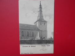 Thisnes-lez-Hannut :l'Eglise (T99) - Hannut