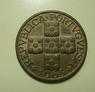 Portugal XX Centavos 1963 - Portugal