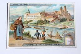 Chromo Liebig Cloîtres Célèbres Klosterneubourg Klosterneuburg Autriche - Liebig