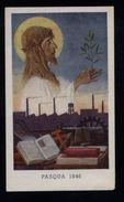 Santino Pasqua 1946 Industria Zopfi Di Bergamo - Religione & Esoterismo