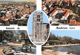 42-MONBRISON- MULTIVUES - Montbrison