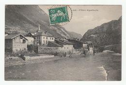 *c* L'Isère à Aigueblanche - édit. Pittier - France