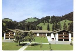 SUISSE,SWITZERLAND,SWISS, HELVETIA,SCHWEIZ-Fribourg-1992-Schwarzsee-Camp Lac Noir-1050m - FR Fribourg