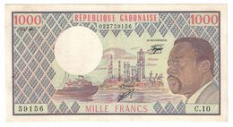 Gabon 1000 Francs 01/01/1983 - Gabon