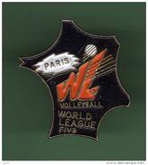 VOLLEY-BALL *** PARIS WORLD LEAGUE FIVE *** 0003 - Volleyball